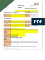 Customer Request Form- BOSS