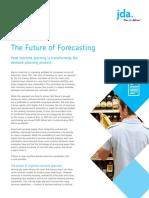 The Future of Forecasting White Paper - JDA