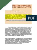 Los Curanderos Son Impunes en Este País en España Parte II