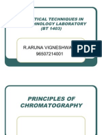 Principles of Chromatography