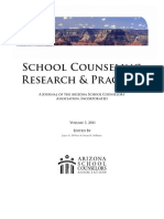 School Counselors Research Practice