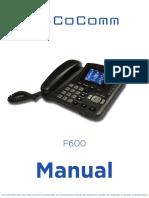 F600 User Manual V4