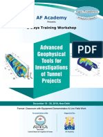 Advanced Geophysical Tools Brochure