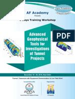 Advanced Geophysical Tools Brochure