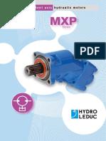 Hydroleduc Mxp Series Motor En