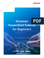 Windows PowerShell Tutorial for Beginners.pdf