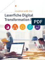 White Paper Laserfiche Digital Transformation Model