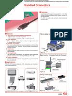 Hirose HDMI MD