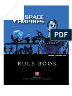 Space Empires - Reglamento