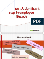 Employee Promotion Policy