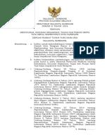 PERWA NO. 51 Tentang Kedudukan Susunan Organisasi Tugas Dan Fungsi Tata Kerja Inspektorat Kota Parepare