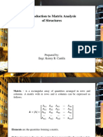 Introduction to Matrix of Structure Students Copy