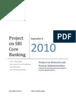 SBI Core Banking