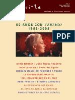 Revista Shangri-la - 50 Años con Vértigo 1958-2008