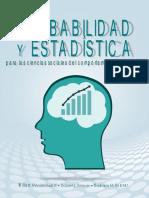 PROBABILIDAD Y ESTADISTICA PARA CIENCIAS SOCIALES