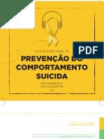 Guia Intersetorial de Prevencao Do Comportamento Suicida Em Criancas e Adolescentes 2019