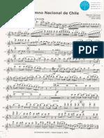 Himno Chile Flauta Traversa