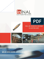 Inal Industries Mk-80 Series Bomb Hardware