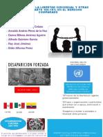 Delitos Contra La Libertad Individual y Otras Garantias (Derecho comparado)