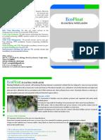 Floating Wetland System (EcoFloat)