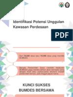 Materi Identifikasi Potensi BUM Desa