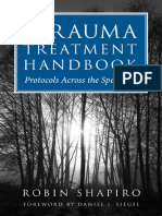 Trauma Treatment Handbook_ Protocols Across the SpecProfessional Books (Hardcover)), The - Robin Shapiro