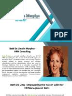 Beth de Lima- HR Expert in Murphys