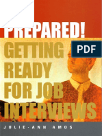 Be Prepared! Getting Ready for Job Interviews, 2010 Edition.pdf