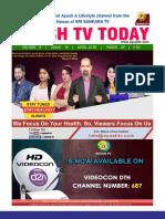 Ayush Tv Today Apr 2018