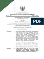 Perbup Gunungkidul No. 16 Tahun 2015 ttg Tarif Layanan Kesehatan Pada UPT Puskesmas Dinas Kesehatan yang Menerapkan Pola Pengelolaan Keuangan Badan Layanan Umum Daerah.pdf