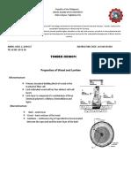 Timber Design Print
