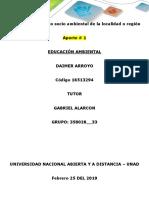 Paso 2 Educacion Ambiental Aporte 1
