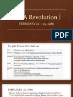 EDSA Revolution I