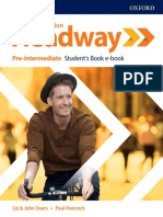 Headway Pre-Intermediate Student's Book (5th edition)