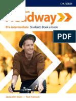 Headway Pre-Intermediate Student's Book (5th edition)