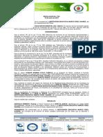 Resolucion 1739 Del 10 de Junio de 2019, Cierre Temporal Sede El Nueve- IEA MARCO FIDEL SUAREZ