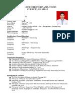 CV Reinaldy Basra