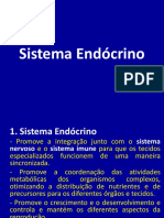 Sistema Endócrino - Resumo 2 (2ª Leitura)