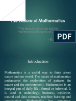 mathematicsinnature.pptx