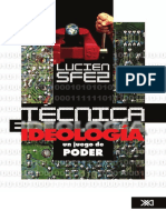 Técnica e Ideología - Un Juego de Poder.pdf