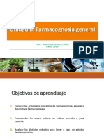 Farmacognosia. Métodos de Extracción