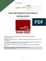 Node-reed con dashboard