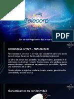 propuesta internet telecorp