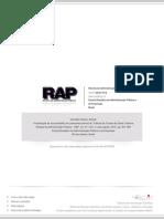 A Realização Da Accountability Em Pareceres Prévios Do Tribunal de Contas de Santa Catarina-2013