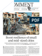 Birkmann Et Al.-boost Resilience of Small and Mid-sized Cities