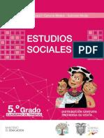 Sociales Cuaderno 5to EGB