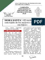 10 Sept 2019 Ficha 10 Hora Santa Sept 3J