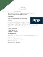 Internship report of bhel
