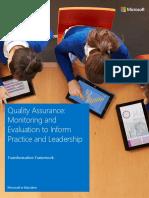 MicroSoft Education Quality Assurance