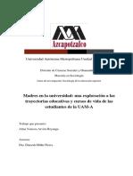 Madres en La Universidad Arvizu 2016 MS
